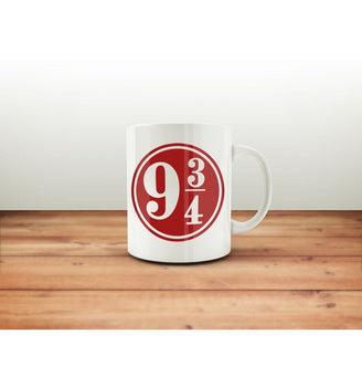 Mug Harry Potter - Voie 9 3/4