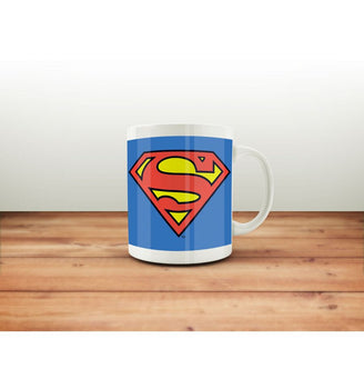 Mug Superman - DC Comics - Logo