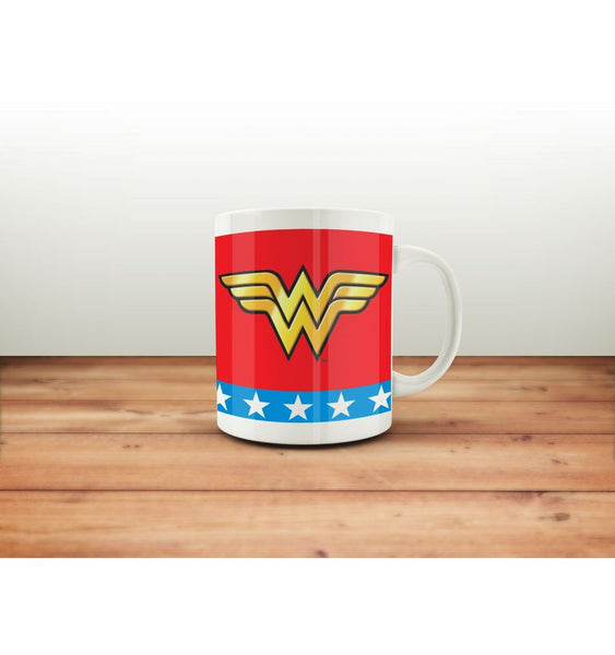 Mug Wonder Woman - DC Comics - Logo