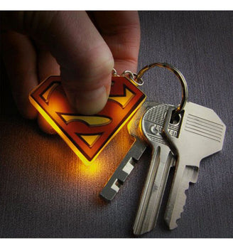 Porte-Clé Superman - DC Comics - Logo