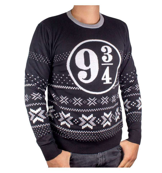 Pull Harry Potter - Homme - Voie 9 3/4