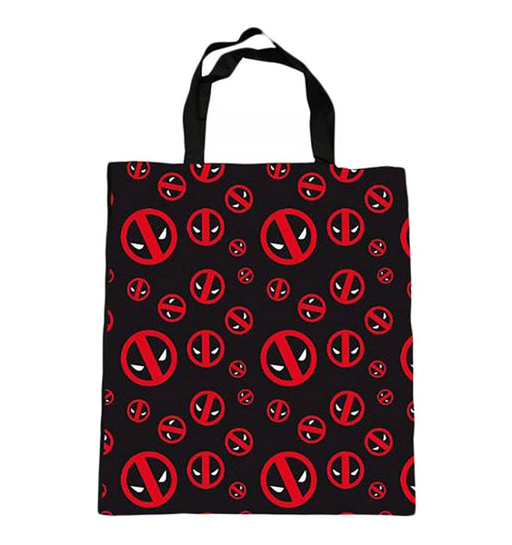 Sac Tote-Bag Deadpool - Marvel - Multi-Logo