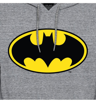 Sweat Batman - Homme - DC Comics - Logo Moon Stone