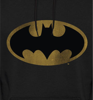 Sweat Batman - Homme - DC Comics - Logo Vintage