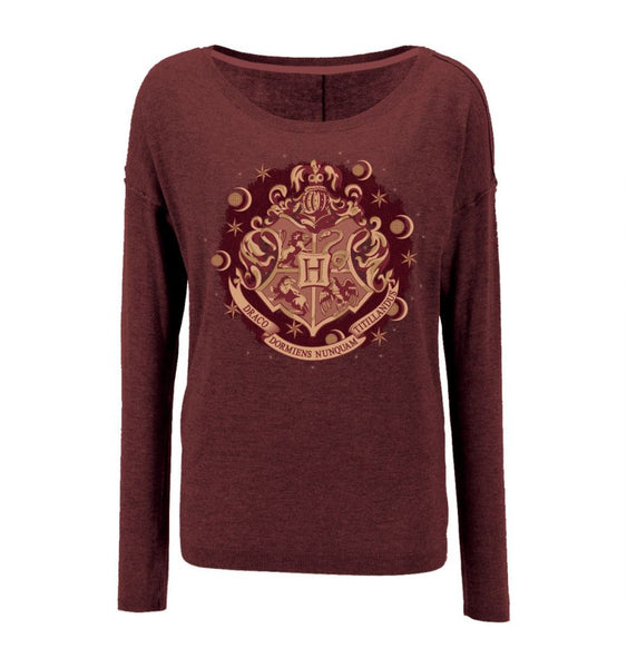 Sweat Harry Potter - Femme - Blason Ecole Poudlard