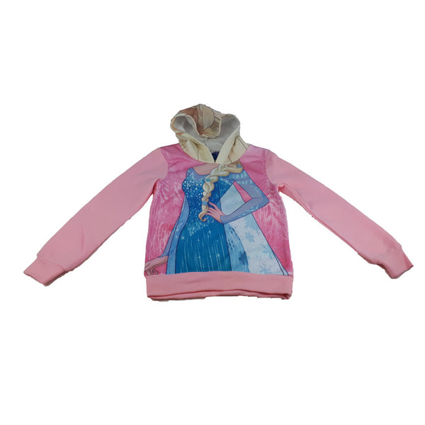 Sweat La Reine des Neiges - Enfant - Disney - Elsa Style
