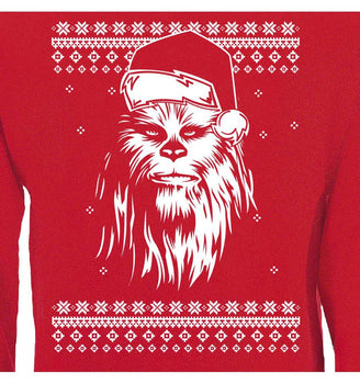 Sweat Chewbacca - Homme - Star Wars - Noël