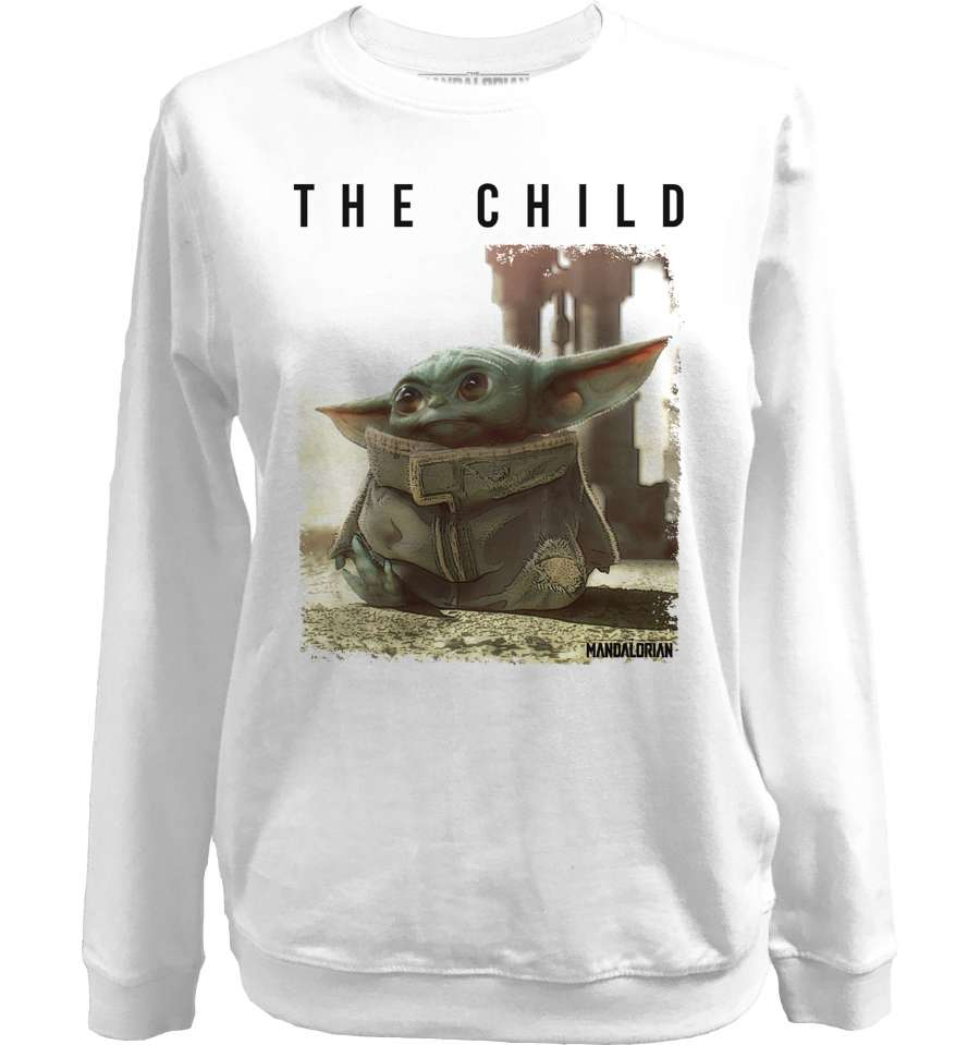 Sweat Baby Yoda - Star Wars - Femme - The Child