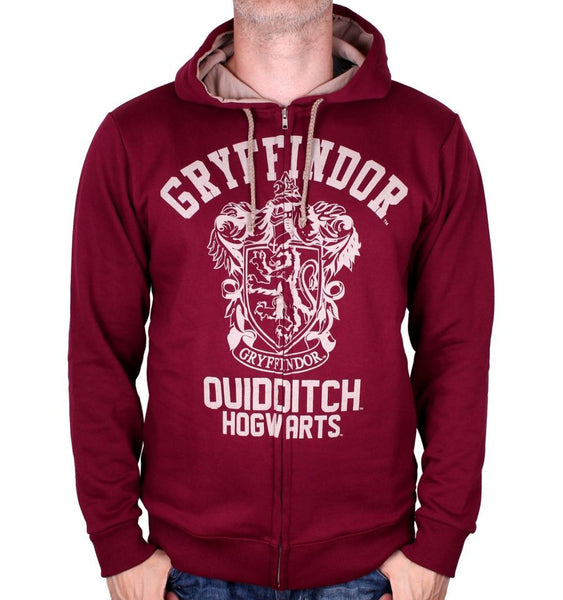 Sweat Harry Potter - Homme - Gryffondor Quidditch Team