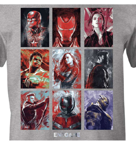 T-Shirt Avengers Endgame - Homme - Marvel - Group Emotion