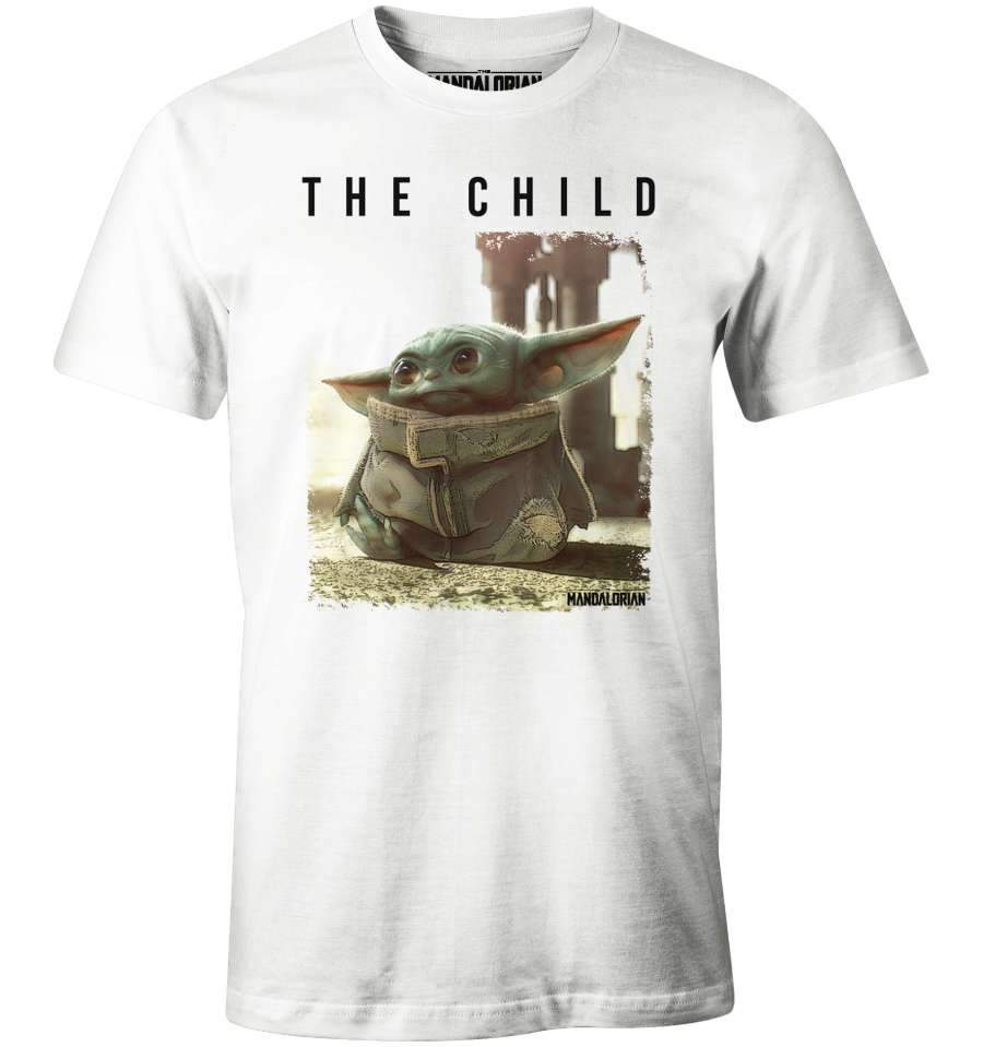 T-Shirt Baby Yoda - Star Wars - Homme - The Child