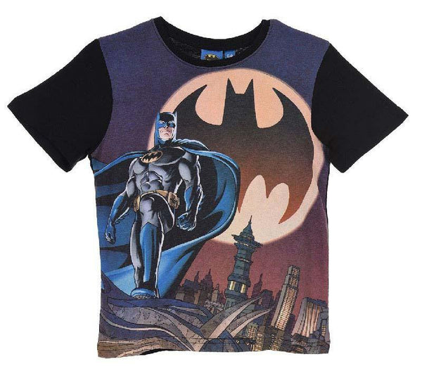 T-Shirt Batman - Enfant - DC Comics - Batsignal
