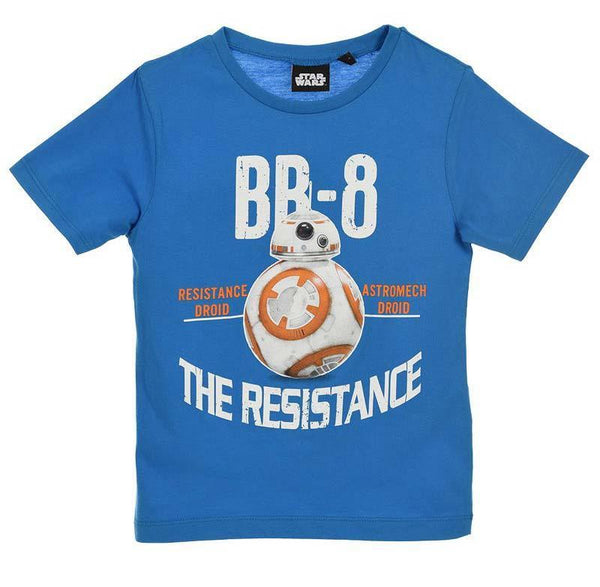 T-Shirt BB8 - Star Wars - Enfant
