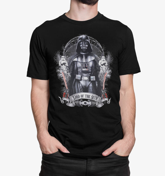 T-Shirt Dark Vador - Homme - Star Wars - Lord of the Sith