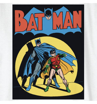 T-Shirt Batman - Enfant - DC Comics - Vintage Poster
