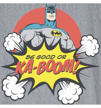 T-Shirt Batman - Enfant - DC Comics - Ka-Boom !