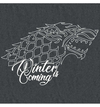 T-Shirt Game of Thrones - Femme - Winter is Coming