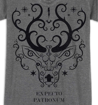 T-Shirt Harry Potter - Femme - Expecto Patronum