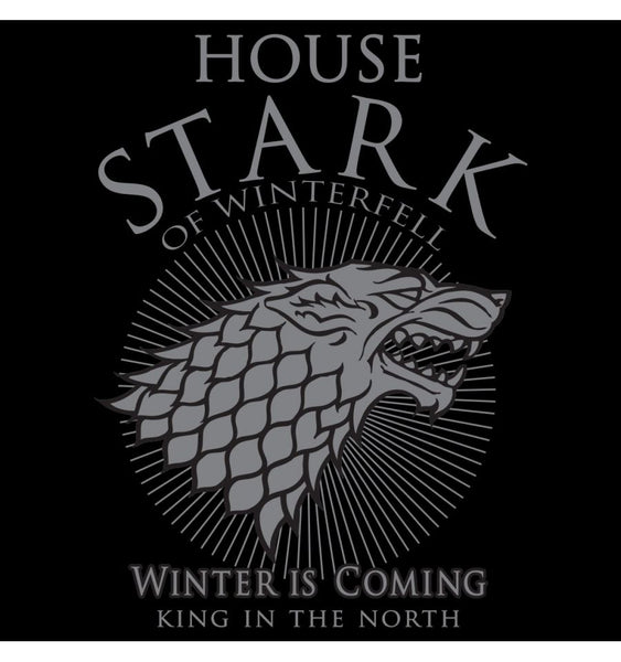T-Shirt Game of Thrones - Homme - House Stark