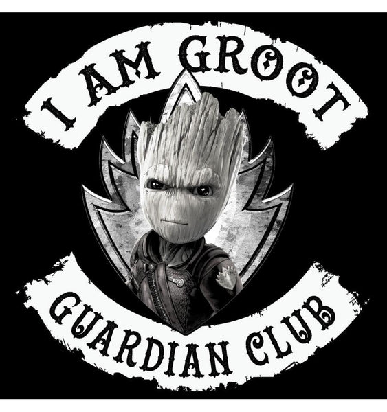 T-Shirt Groot - Femme - Marvel - Gardiens de la Galaxie - Guardian Club