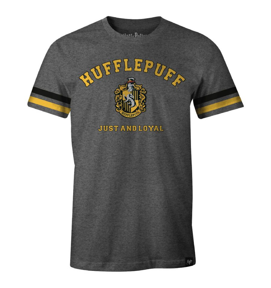T Potter Shirt Poufsouffle Homme Valeurs Harry qSzGVUpM
