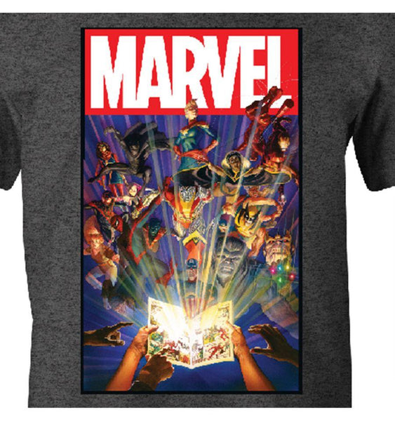 T-Shirt Marvel - Homme - Surprise