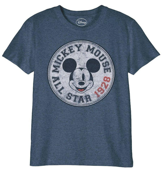 T-Shirt Mickey - Enfant - Disney - All Star 1928
