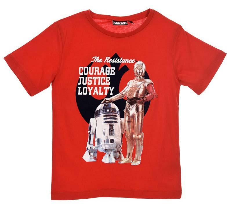 T-Shirt R2D2 C3PO - Star Wars - Enfant