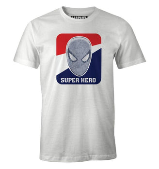 T-Shirt Spider-Man - Homme - Marvel - Super Hero