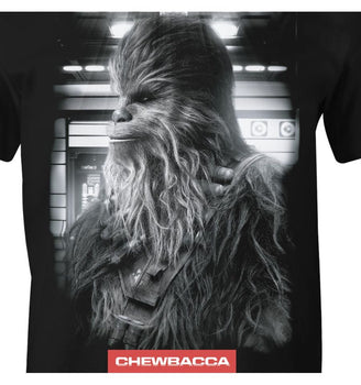 T-Shirt Star Wars - Homme - Chewbacca