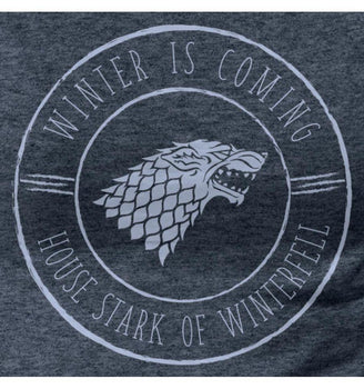 T-Shirt Stark - Game of Thrones - Femme