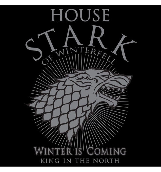T-Shirt Stark - Game of Thrones - Homme