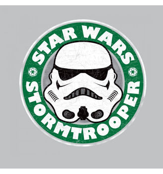 T-Shirt Stormtrooper - Star Wars - Enfant