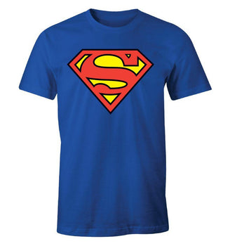 T-Shirt Superman - Enfant - DC Comics - Logo Classic