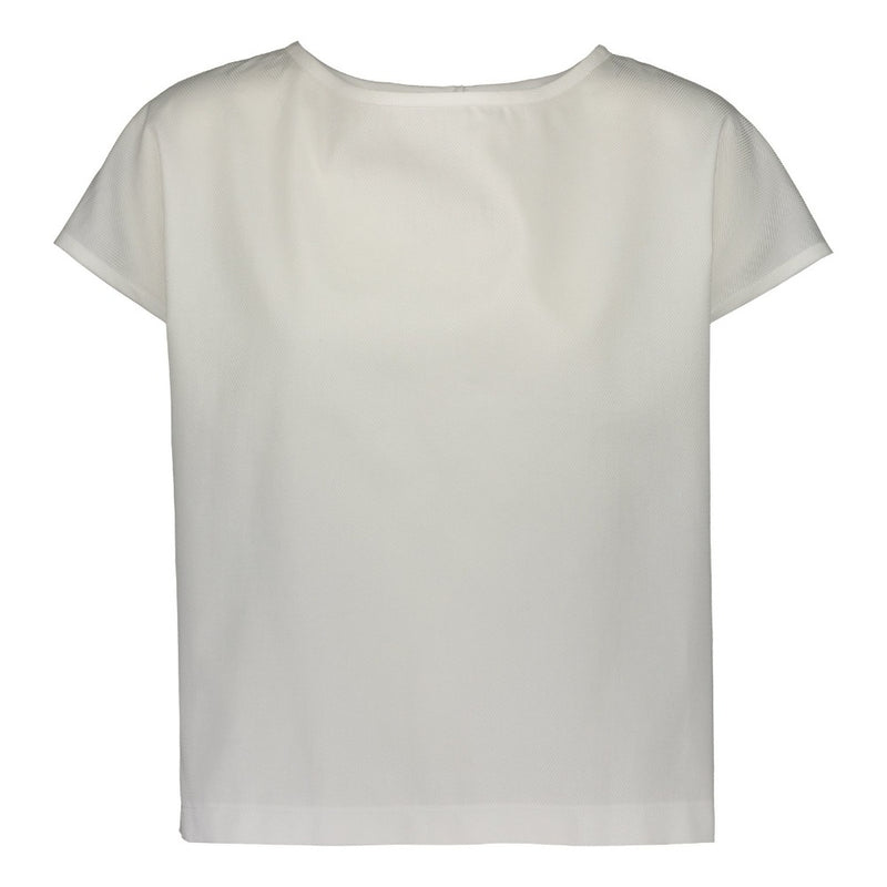 Kiti top in white by Lille Clothing_front 2