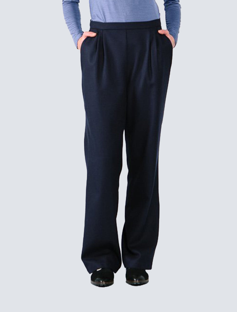 LILLE-Armi-trousers-dark-blue