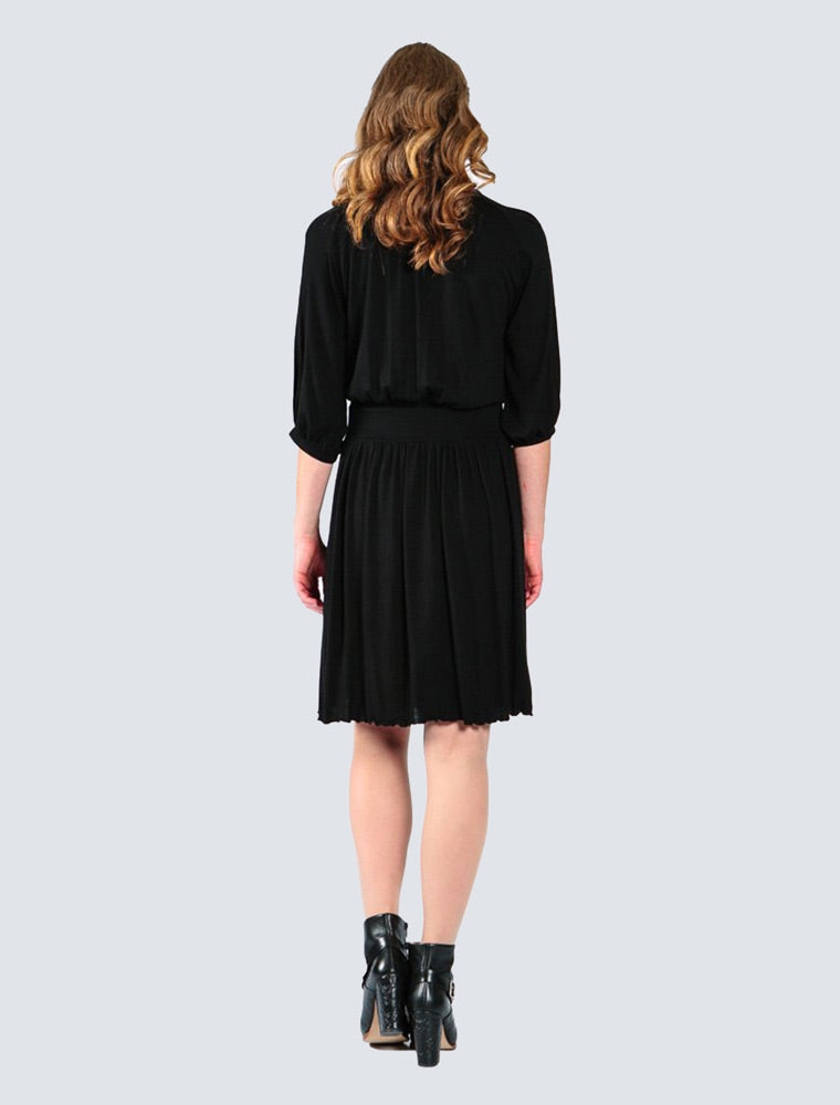 Eira Dress Black - LILLE Clothing