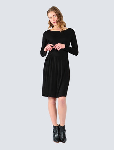 Eira Dress Black
