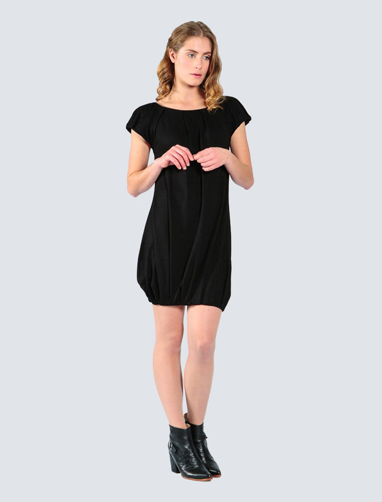 LILLE-Genna-dress-black