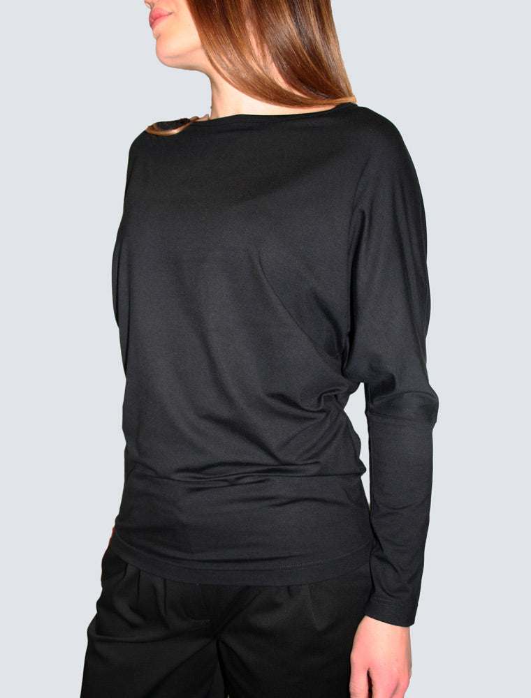 LILLE-Heidi-shirt-black