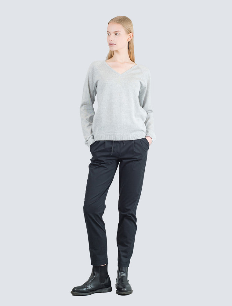 Heta Pullover Grey - LILLE Clothing
