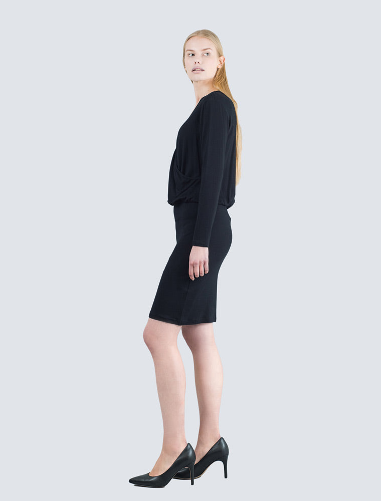 LILLE-Lisbetta-dress-black