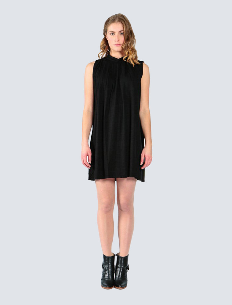 Melissa Dress Black - LILLE Clothing