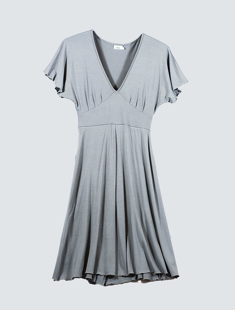 LILLE-Sylvie-dress-grey