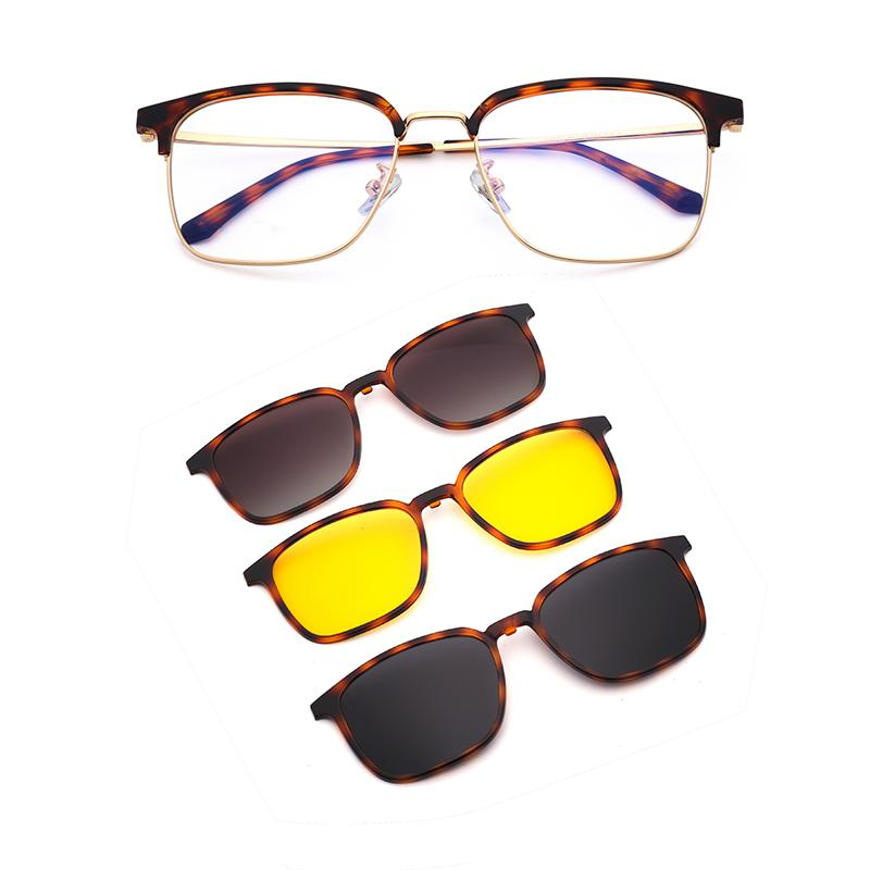 Clip on Sunglasses for Teenage Girl Guys | Freedom-JH
