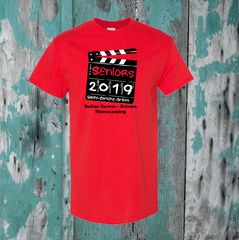 SENIOR TEE-INCLUDES NAME/NUMBER