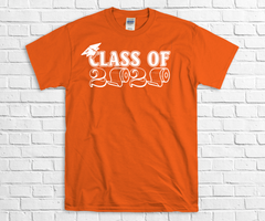 CLASS OF 2020 TP TEE ORANGE