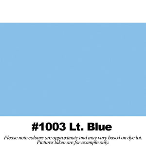 "#1003 Light Blue Broadcloth Full Bolt (45"" x 30 Meters)"