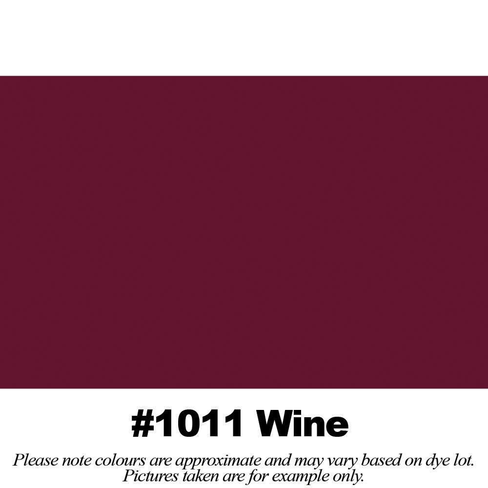 #1011 Wine Broadcloth Full Bolt (45