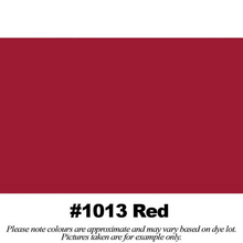 "Load image into Gallery viewer, #1013 Red Broadcloth Full Bolt (45"" x 30 Meters)"